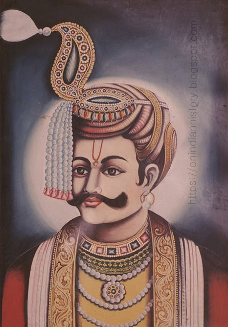 Sadashiva Raya, Last Ruler of the Tuluva Dynasty of Vijayanagar