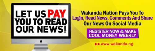 WAKANDA - Making Money Website