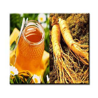công dụng và cách dùng hồng sâm tẩm mật ong