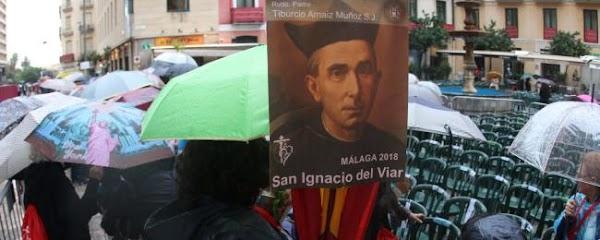 Málaga vive la beatificación de Arnaiz