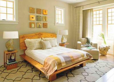 cheap bedroom decorating ideas