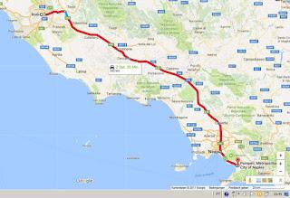 como ir roma pompei trem - Como ir de trem de Roma à Pompéia