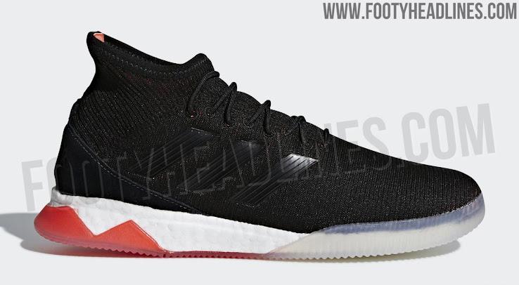 06cbb97cd All-New Adidas Predator Tango 18.1 Boost Sneaker Revealed - Footy ...