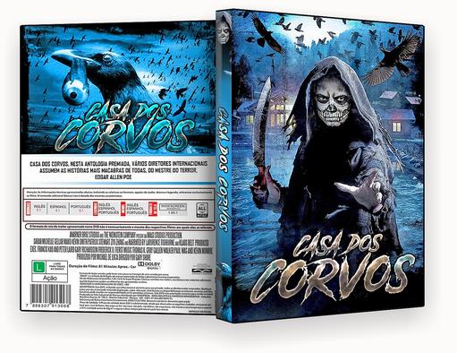 CAPA DVD – CASA DOS CORVOS 2018 – ISO