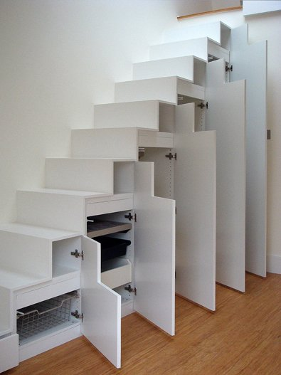 Most Useful Under Stair Storage Ideas