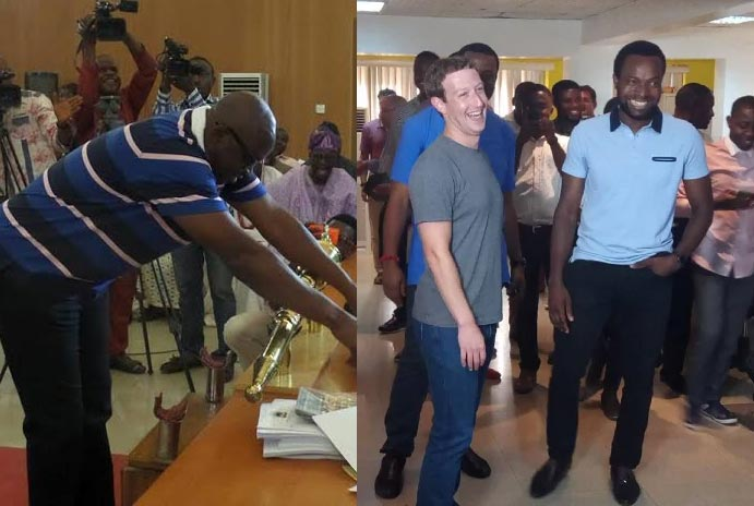 Fayose: Nigerians praised Zuckerberg but blasted me for wearing T-shirt
