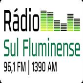 Rádio Sul Fluminense FM 96.1 - Barra Mansa / RJ
