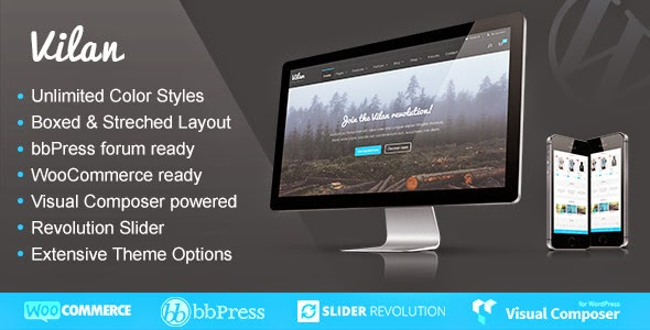 Premium WordPress Template