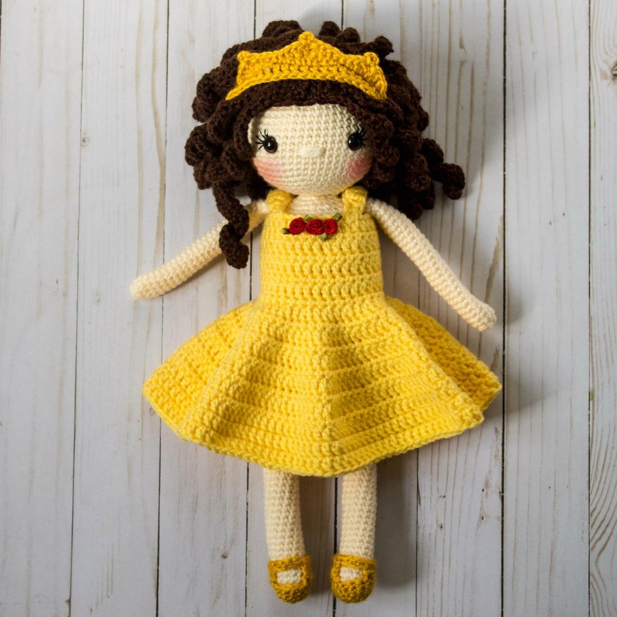 15+ Free Crocheted Doll Patterns • Free Crochet Tutorials | 1200x1200