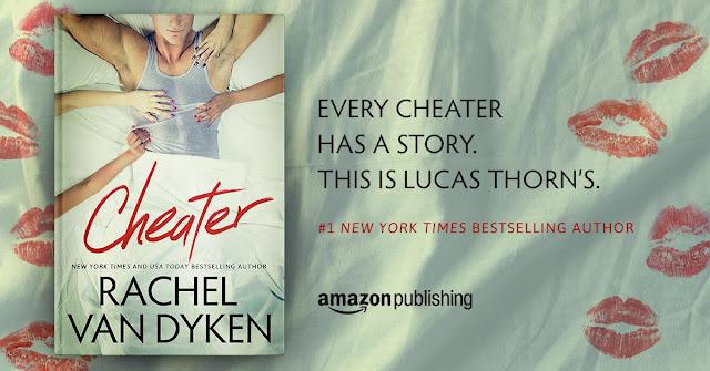 Another Look At Cheater by Rachel Van Dyken….