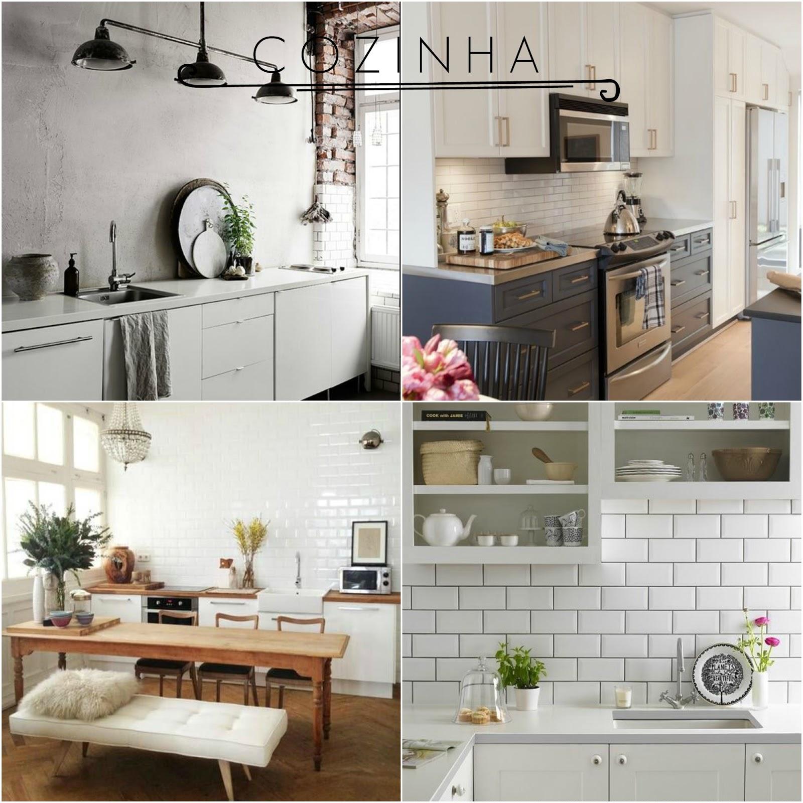 Cozinha Escandinavo Foto Reproduo Uca Cozinhas Estilo