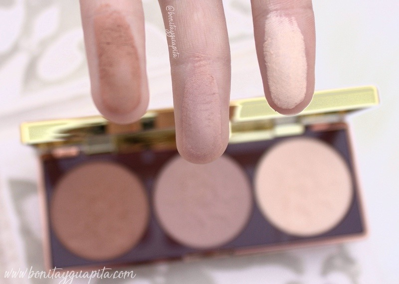Bronze Booster physicians formula swatches