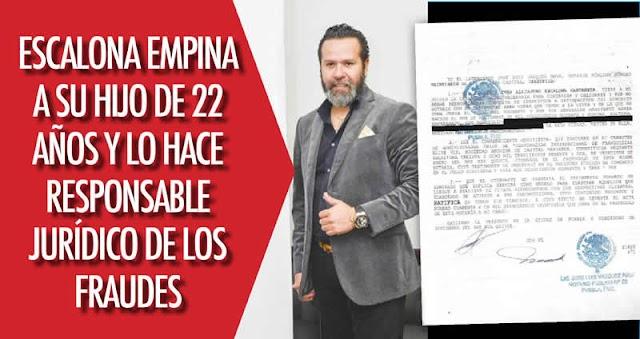 Fraude millonario promovido por conocido periodista