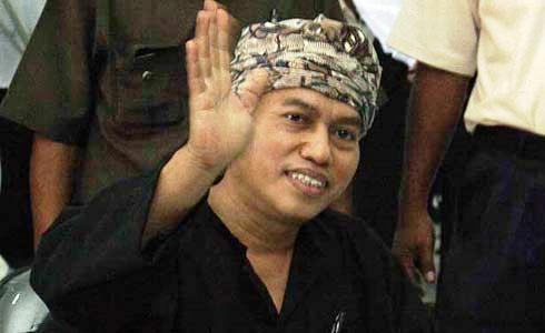 Benarkah Eep Hidayat Sudah Bebas?
