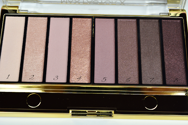 Max Factor Masterpiece Nude Palette 03 Rose Nudes | Offen
