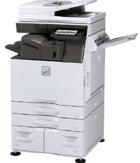 Sharp MX-M4050 Printer Driver & Software Downloads