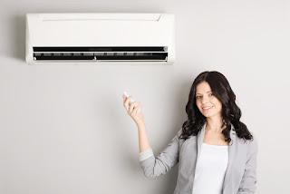 Diferentes gamas de aire acondicionado.