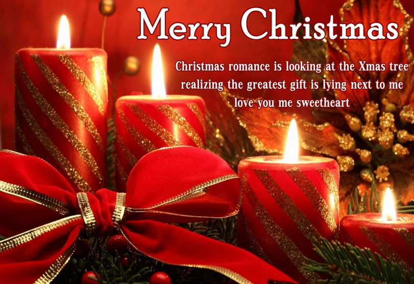 Christmas Wishes Image for Lovers