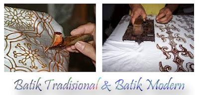 Inilah Perbedaan Batik Tradisional Dan Batik Modern