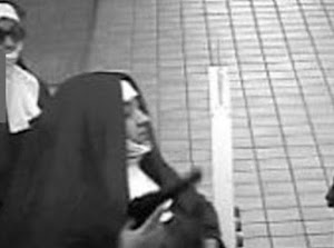 Notorious Ladies Disguises As Nuns To Rob A Bank In Broad Daylight(Photos)