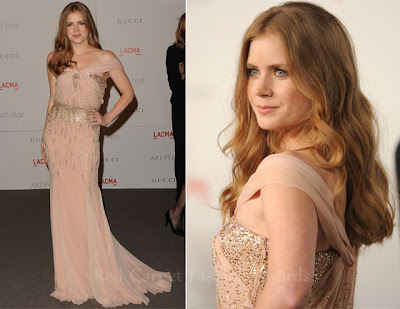 1 Red Carpet LACMA: Looks para inspirar...!