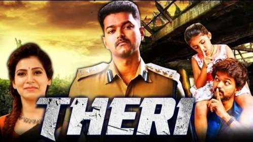 Theri 2017 Hindi Dubbed 720p HDRip 950mb
