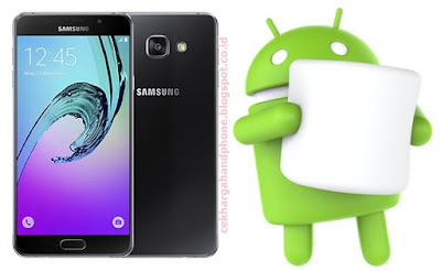 Update Terbaru Samsung Galaxy A3 2017 Ke Android 6.0 Marshmallow