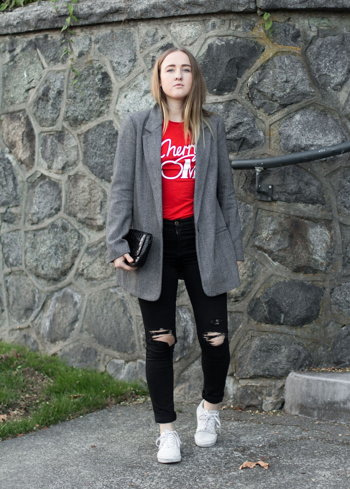 Favorite Fall trend - Blazer - Canadian Fashion Blogger - In My Dreams