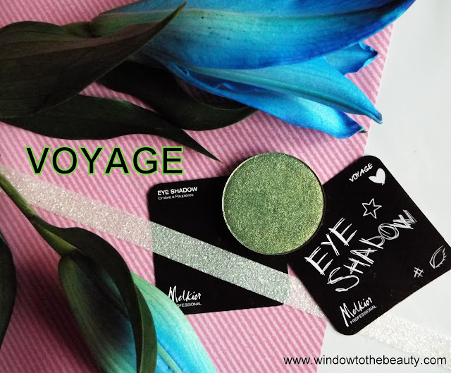 Melkior Voyage review and swatches