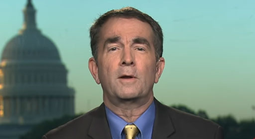 Virginians are split whether Gov. Ralph Northam (D) should resign after a photo on his 1984 medical school yearbook page showed people in blackface and Ku Klux Klan garb.