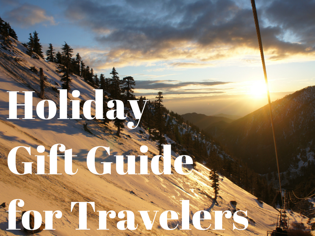 Travel the World's 2014 Holiday Gift Guide
