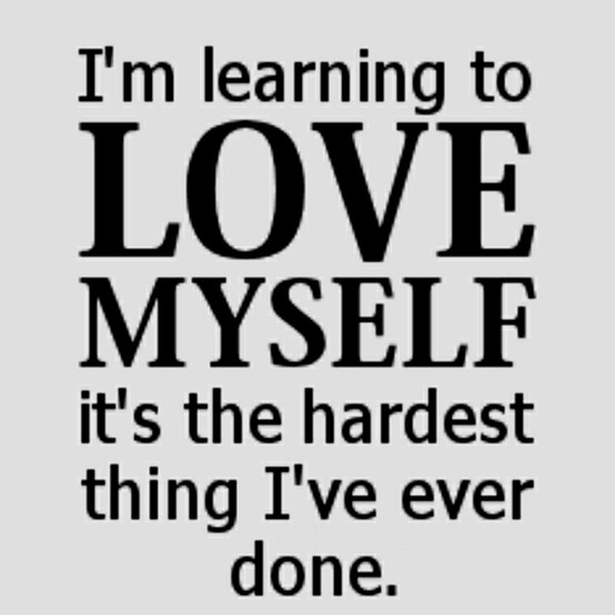 Cute Quotes About Loving Yourself. QuotesGram
