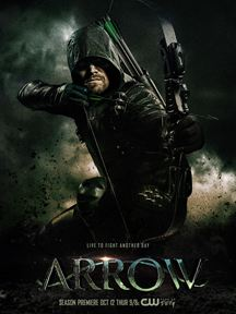 Assistir Arrow 7 Temporada Online Dublado e Legendado
