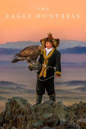 Poster The Eagle Huntress 2016
