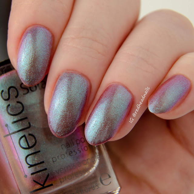 "Kinetics ""Sparkling"" collection swatches"