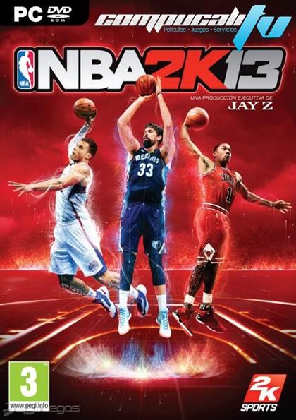 NBA 2K13 PC Full Español Descargar 2012