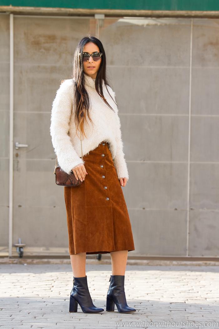 BLogger de moda estilo belleza valenciana con ideas de looks para el dia a dia