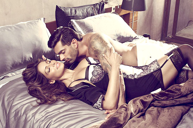 Bipasha Basu and Karan Singh Grover from Playgard Condoms Ad