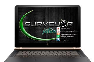 3 Tips Memilih laptop Untuk SURVEYOR