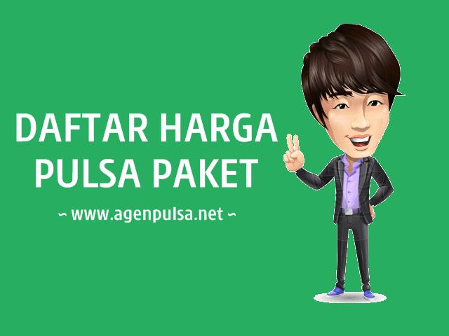 Daftar Harga Paket Nelpon dan SMS Murah AgenPulsa.net