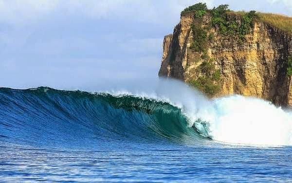 Objek Wisata Pantai Plengkung