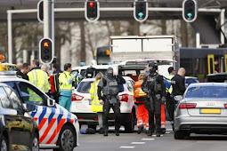 Ataque a tiros deixa três mortos e cinco feridos na Holanda