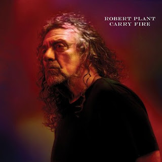 "Robert Plant ""Carry Fire"""