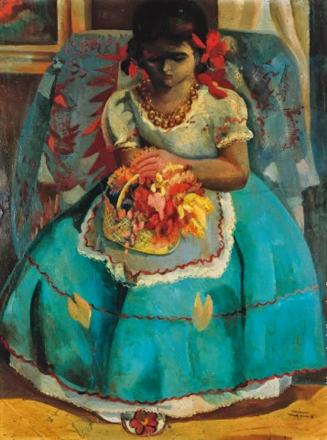 Pintura: ELBANO MENDEZ OSUNA