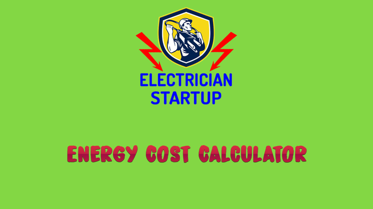 Energy Cost Calculator