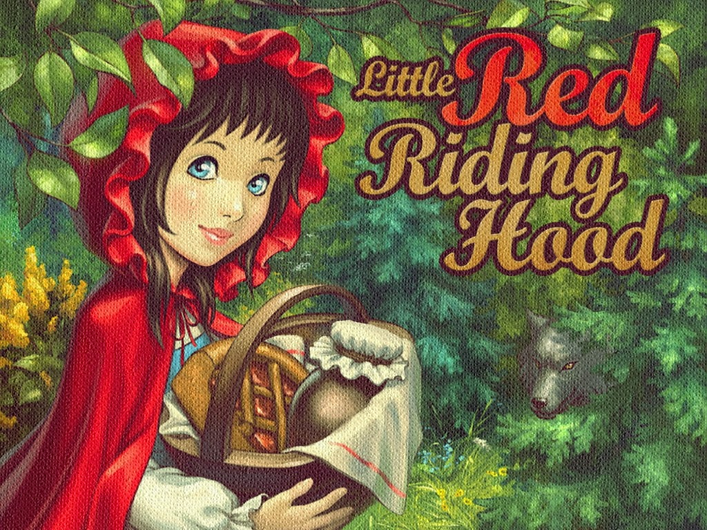 Little Red Riding Hood Story