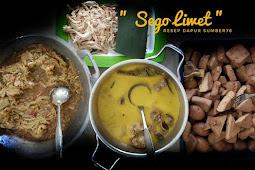 Resep Nasi Liwet khas Solo ala Sumber78