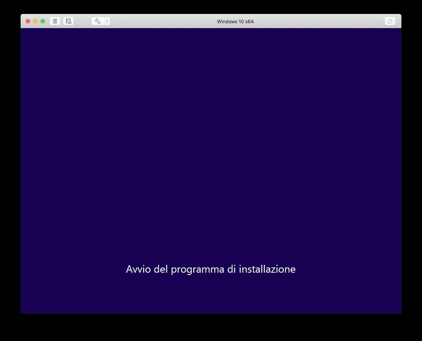 Come installare Windows 10 su Mac con VMware