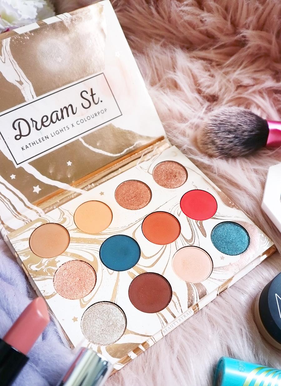 Colourpop Dream St Eyeshadow Palette Review