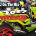 DJ OU On The Mix Vol 23 | Song Remix 2017
